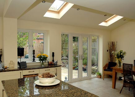 Extraordinary french doors for sale cheshire gallery for Upvc offset french doors